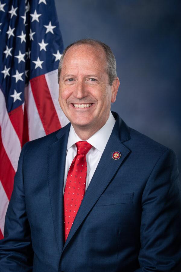 U. S. Congressman Dan Bishop